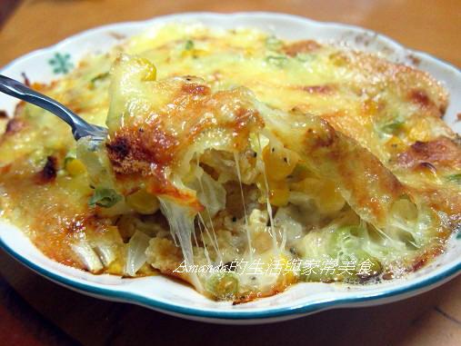焗烤饅頭 (2)