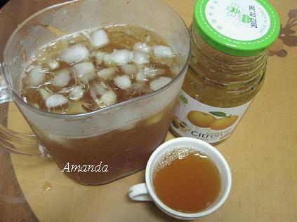 柚子蜜冰紅茶2.JPG