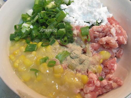玉米肉丸子-準備食材.jpg