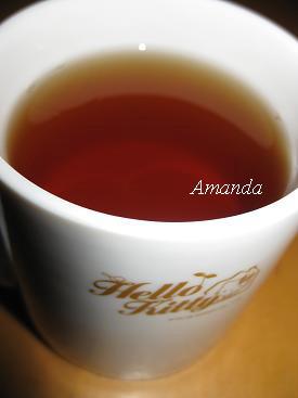 咖啡香麥仔茶