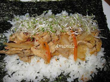 泡菜燒肉捲2