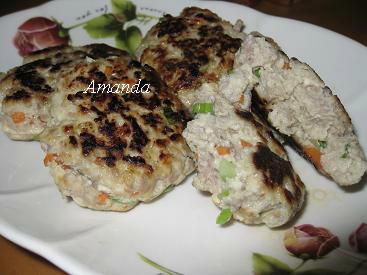 豆腐味噌肉排