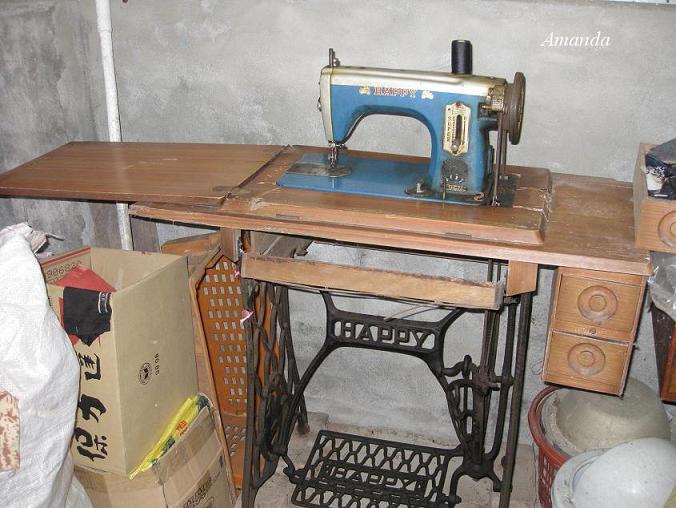 媽媽的裁縫車