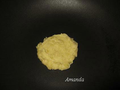 煎地瓜薯餅1