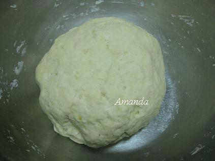 地瓜饅頭麵團