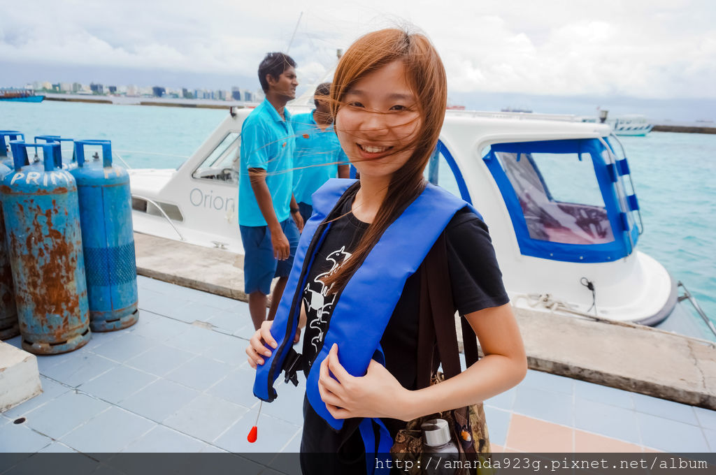 C&H 蜜月 渡假天堂 馬爾地夫 推薦 Velassaru島 島上活動