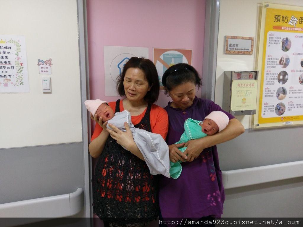 【懷孕日誌】雙胞胎.有驚無險的待產/剖腹產分享.感謝馬偕蔡金瀚醫生