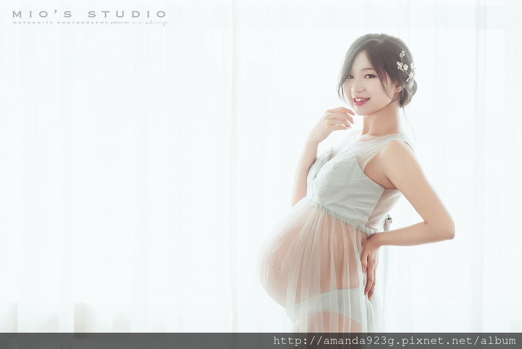 【懷孕日誌】28週孕婦寫真分享.北部女攝.Mio's Studio