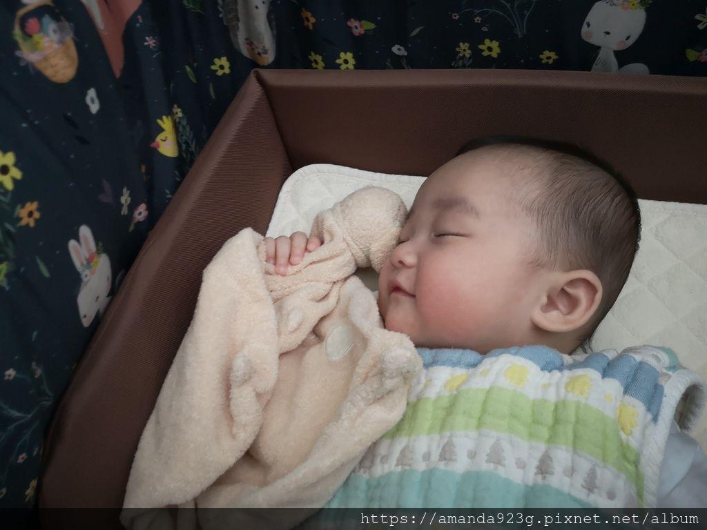 【育兒好物】HugsieBABY 嬰兒床圍