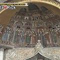 轉移聖馬可的遺體到大教堂