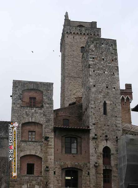 聖吉米尼亞諾-石塔