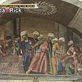 從君士坦堡運回聖馬可遺體