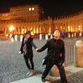 夜遊梵蒂岡