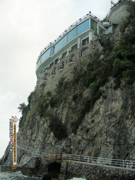 阿瑪菲-Hotel Cetus