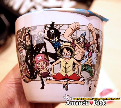 海賊王馬克杯