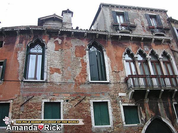 威尼斯的房子