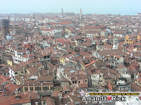鳥瞰威尼斯