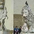 《掠奪波麗塞娜》和《獅子》