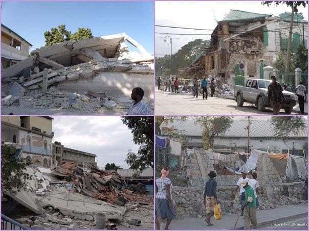 Haiti~太子港