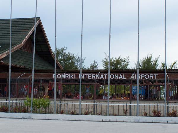 airport of Kiribati