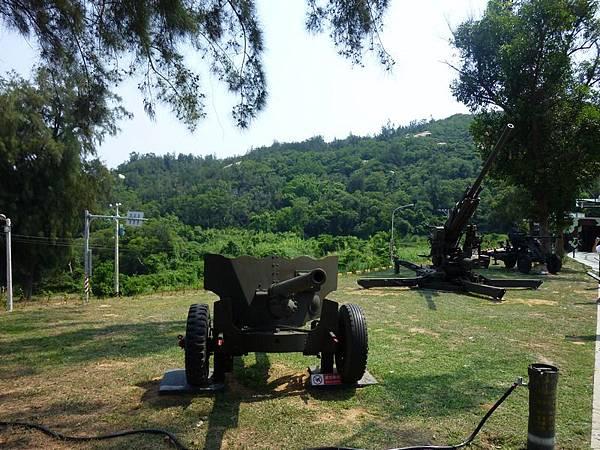 外火炮展示區.JPG