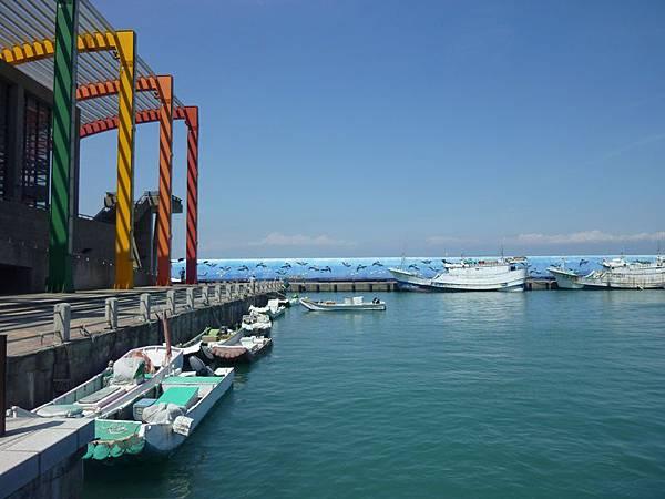 白沙觀光漁港