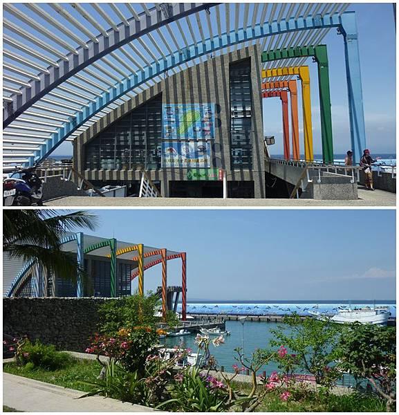 小琉球白沙觀光漁港