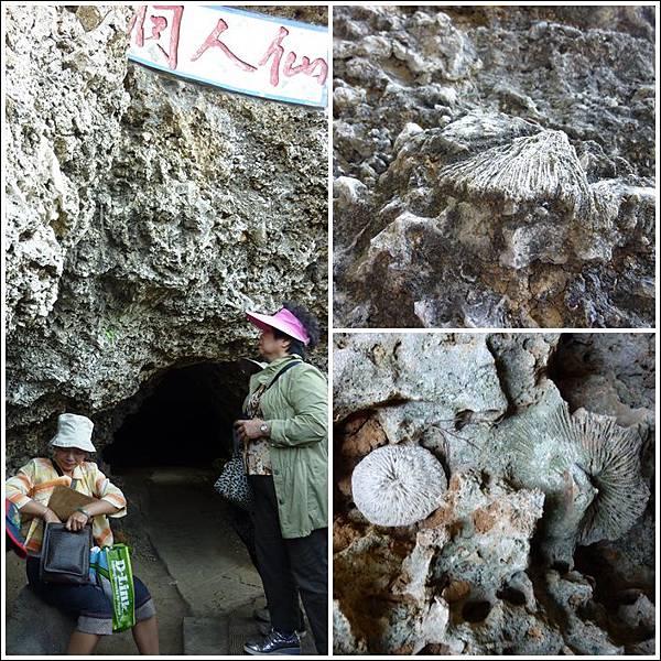 仙人洞與奇岩