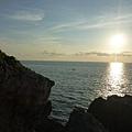 小琉球觀海及夕陽