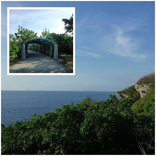 烏鬼洞入口觀海2