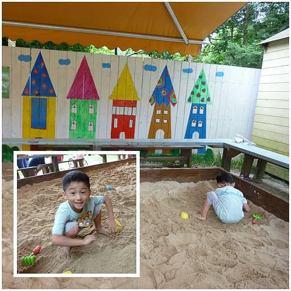 青境花墅玩沙2