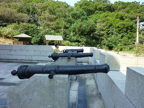 馬祖民俗文物館炮
