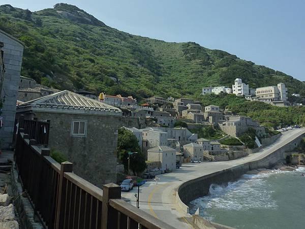 芹壁村與海2