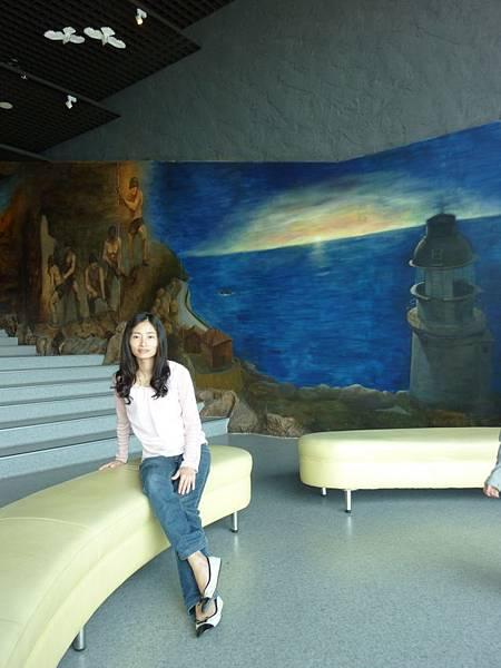 戰爭和平紀念館壁畫4