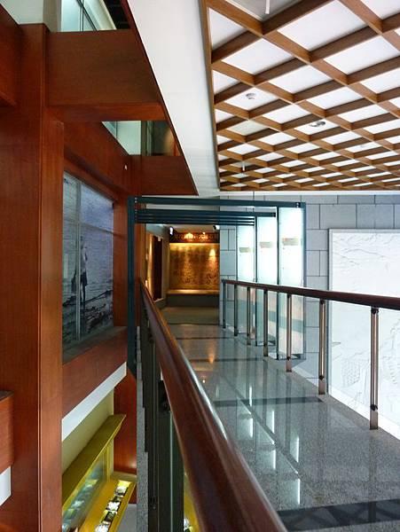 民俗文物館2樓門口
