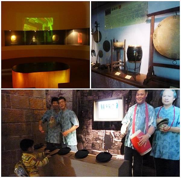 民俗文物館3樓宗教信仰及戲曲民樂館