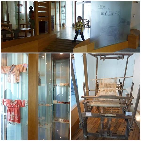 民俗文物館3樓回憶百寶箱
