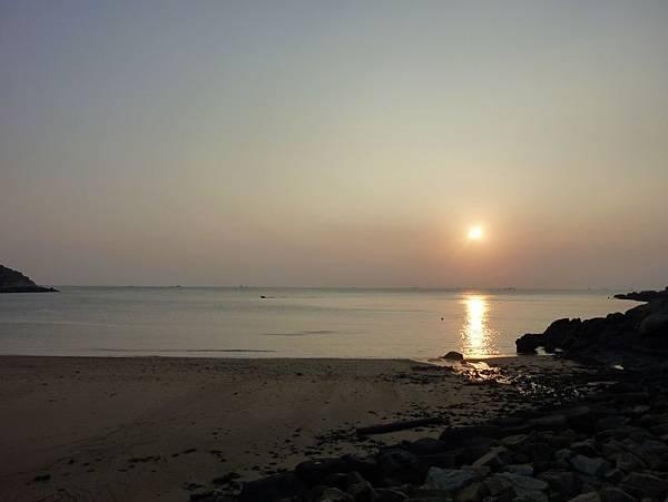 馬祖夕陽2