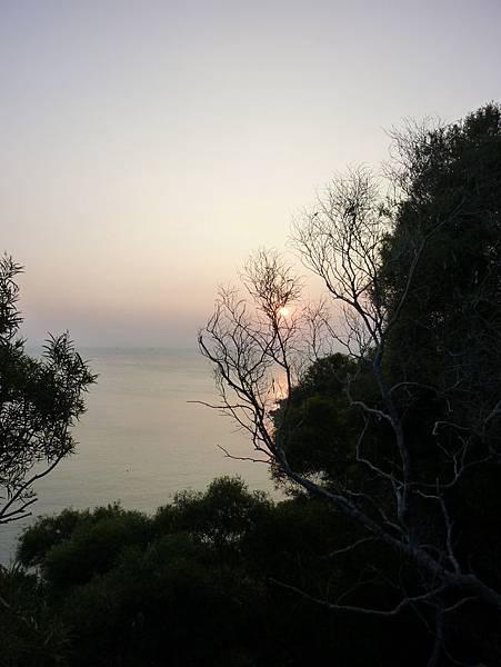 馬祖夕陽3
