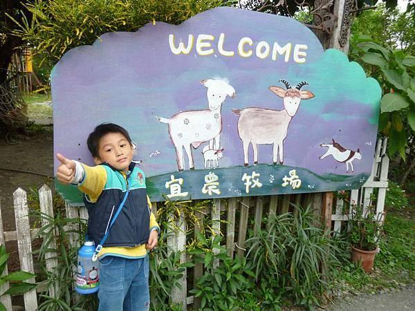 宜農牧羊場