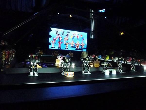 機器人浮空劇院2
