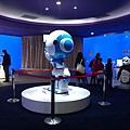 先進機器人展示平台