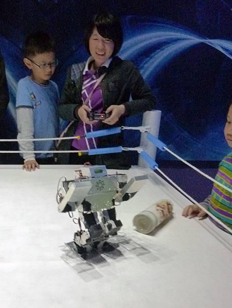 格鬥機器人2