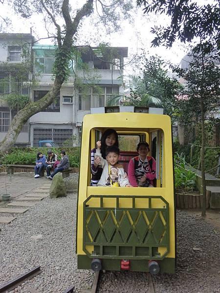 內灣台車2
