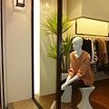 KIO服飾店模特兒