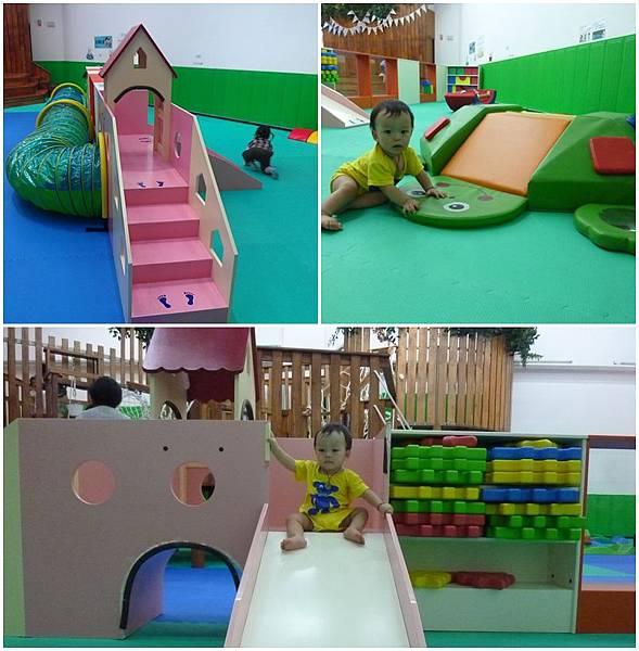 北投親子館1-3歲體能遊戲區
