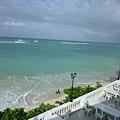 莫里馬爾度假酒店餐廳戶外.JPG