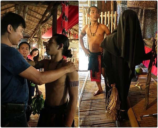 馬來馬來文化村打招呼.jpg