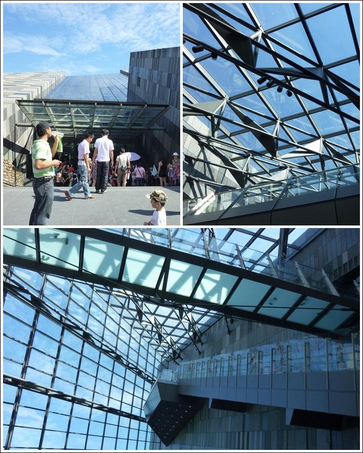 蘭陽博物館入口與大廳玻璃帷幕.jpg