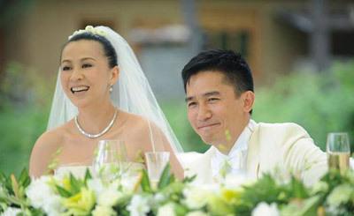 梁朝偉劉嘉玲世紀婚禮
